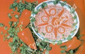 Салат из красного перца (закуски)