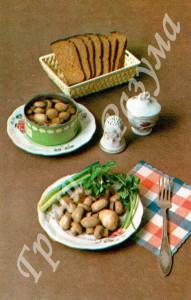 Шампиньоны маринованные (закуски)