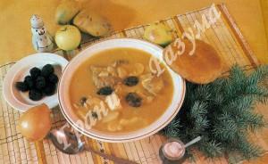 Бозбаш Ереванский (первое блюдо)