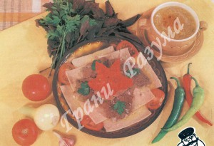 Бешбармак (первое блюдо)