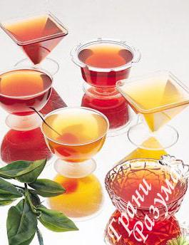 Безалкогольные напитки в домашних