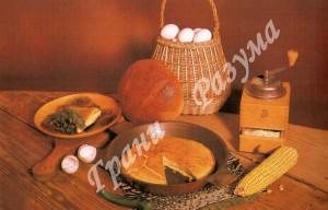 Омлет по-черкесски (второе блюдо)