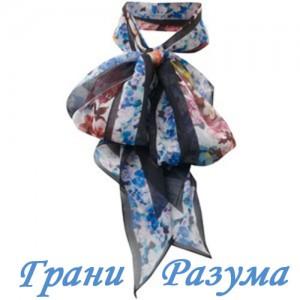 Как завязать платок, шарф, палантин, галстук