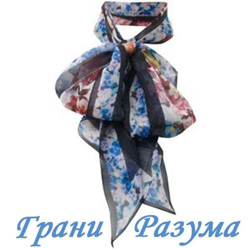 """Как красиво завязать шарф - Женский... #3: Сарафаны  """" Blog Archive  """" Как красиво. #5: красиво завязать шарф палантин."""