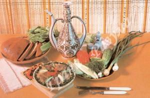 Картофлибже (картофельный соус) - второе блюдо