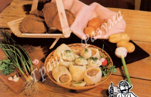 Турша (фаршированный картофель) - второе блюдо