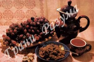 Халва ореховая (десерт)