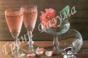 Розовый шербет (напитки)